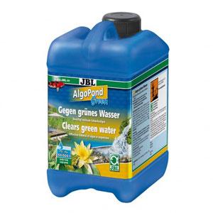 Средство для борьбы с водорослями в пруду JBL AlgoPond Green 5000 мл