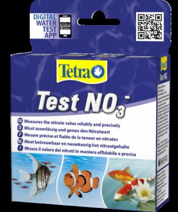 Тест для пресной и морской воды Tetra Test NO3 Нитраты