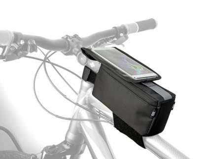 Сумочка-чехол+бокс для смартфона A-R255 Tank Bag MPP черная AUTHOR