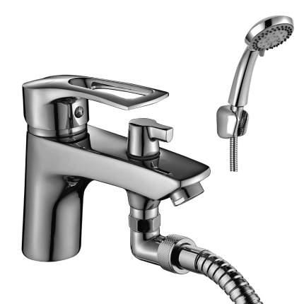 Смеситель с гигиеническим душем Rossinka Silvermix T40-38 хром