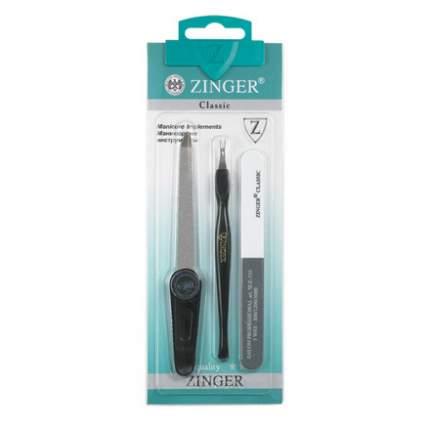 Комплект маникюрный Zinger SIS-04
