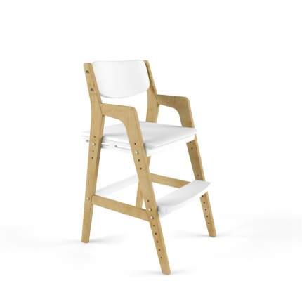 Детский растущий стул 38 Попугаев Вуди, Комбо-белый