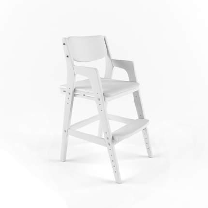 Детский растущий стул 38 Попугаев Вуди, Белый