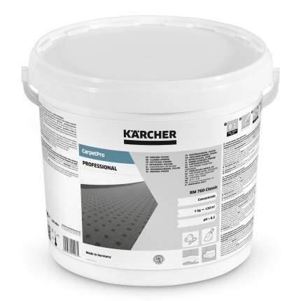 Профессиональное средство для чистки ковров Karcher RM 760 Classic слабо-щелочное  10кг
