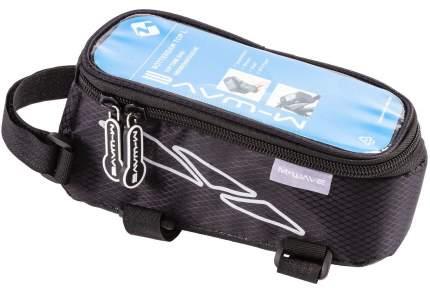 Сумочка-чехол+бокс для смартфона ROTTERDAM TOP XL M-WAVE черная