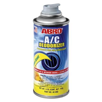 Abro Очиститель-Дезодорант Для Автокондиционеров - 0,142 Кг.   /12 ABRO арт. AC-050
