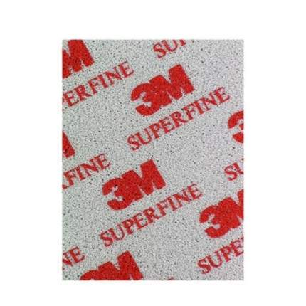 Губка Шлифовальная 115x140мм Супертонкая Для Обработки Сложных Форм 3m 03810 3M 03810