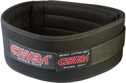 CHIBA 40828 Пояс Nylon Training Belt (S, S)