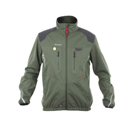 Куртка   GRAFF  CLIMATE   (трехслойный ламинат Bratex) цвет серый 505-WS-СL/XXL