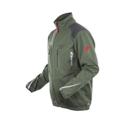 Куртка   GRAFF  CLIMATE   (трехслойный ламинат Bratex) цвет серый 505-WS-СL/L