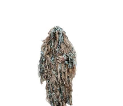 Плащ маскировочный Кикимора для охоты (219-1)/(С206/11)