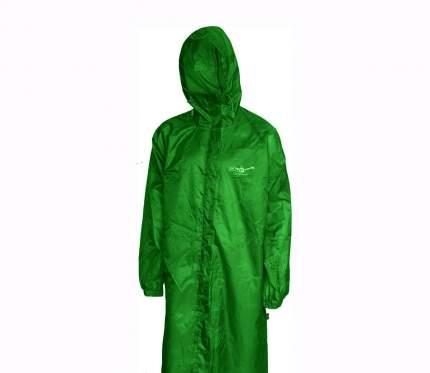 Плащ-дождевик р-р 44 т.зеленый Снаряжение