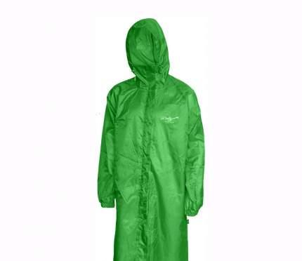 Плащ-дождевик р-р 42 св. зеленый Снаряжение