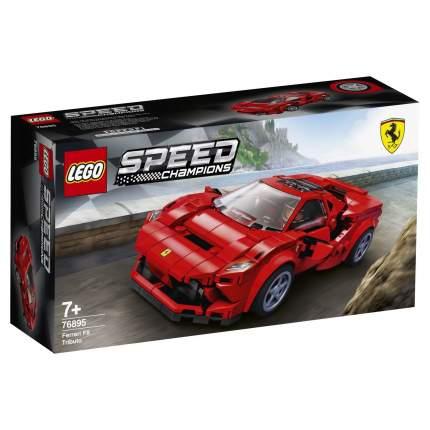 Конструктор Ferrari F8 Tributo Lego 76895