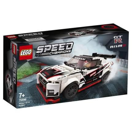 Конструктор Speed Champions Nissan GT-R NISMO Lego 76896