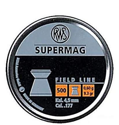 Пули RWS Supermag  (500 шт.)