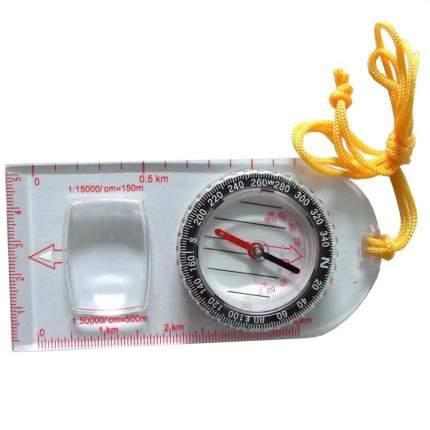 Компас планшетный с увеличительным стеклом TLA-002 d=4.7 см TRAMP