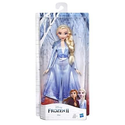 Кукла Холодное Сердце-2 Эльза Hasbro Disney Princess E5514/E6709
