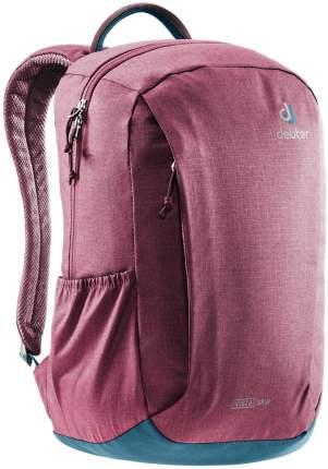 Рюкзак треккинговый Deuter Vista Skip 14 л red (maron/arctic)