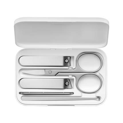 Набор для маникюра Xiaomi Mijia nail clippers five-piece
