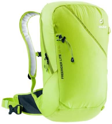 Рюкзак Deuter 2020-21 Freerider Lite 18 Sl Citrus
