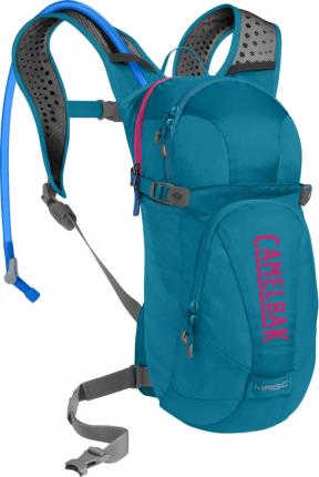 Рюкзак Camelbak L.u.x.e. 100 Teal/Pink (Б/Р)