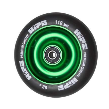 Колесо HIPE Solid 110mm Зелёный/чёрный