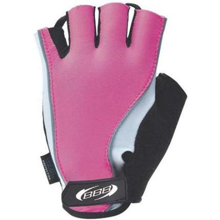 Велосипедные перчатки BBB Ladyzone, pink, XL