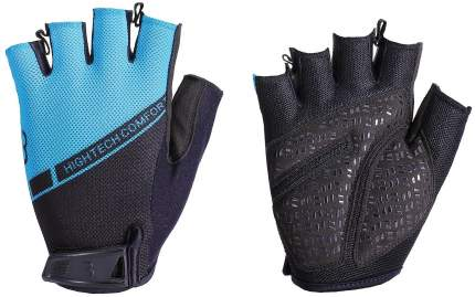 Велоперчатки BBB Highcomfort Memory Foam, blue, S