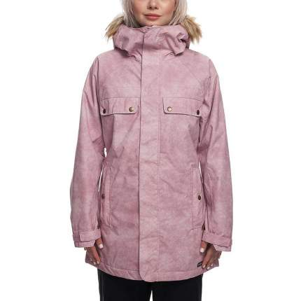 КУРТКА 686 AUTHENTIC 10k/10k Dream Insulated 2019 Blush Wash S