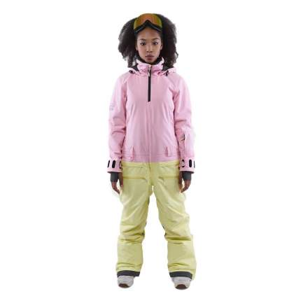 КОМБИНЕЗОН COOL ZONE MOON KN1116/26/39 2021 светло-розовый/лимонный XS