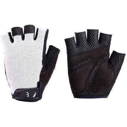 Велосипедные перчатки BBB Gloves Cooldown, white, M