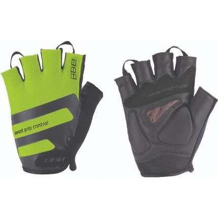 Велосипедные перчатки BBB Airroad, neon yellow, L