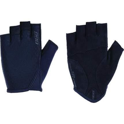 Велосипедные перчатки BBB Racer, black, L