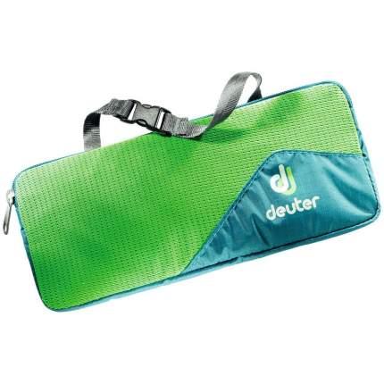 Несессер Deuter Wash Bag Lite I petrol/spring