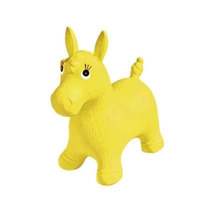 Пони-попрыгун надувной Palmon желтый