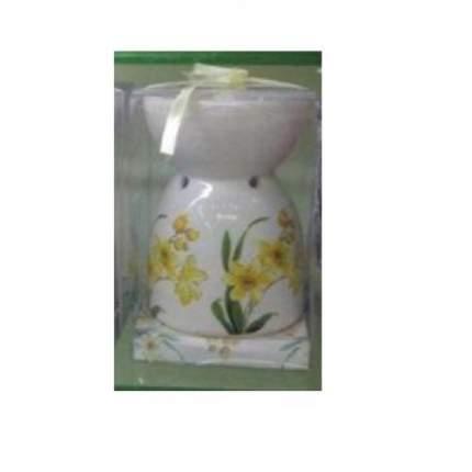 Аромалампа Весенние цветы, 9x9x14 см