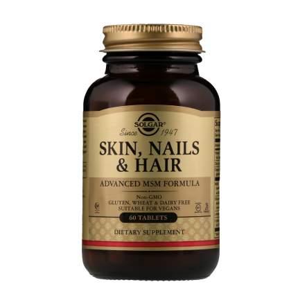 Solgar Витаминно-минеральный комплекс Solgar Skin, Nails & Hair, 60 таб