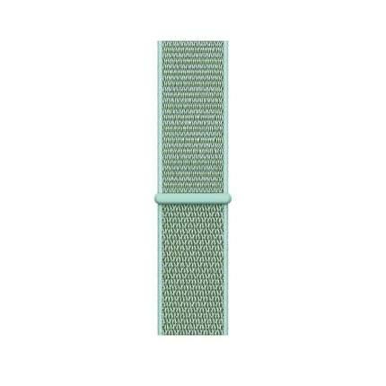 Нейлоновый ремешок Case-House для Apple Watch 38-40 мм, Мятный