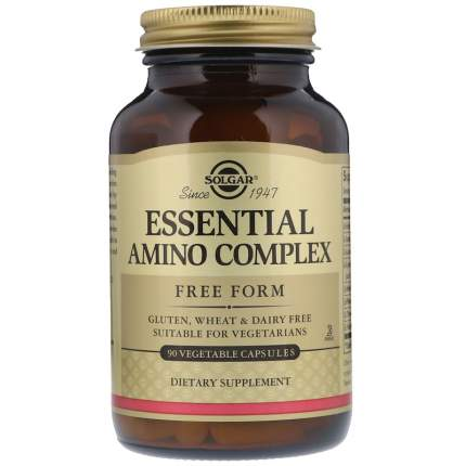 Essential Amino Complex Solgar, 30 таблеток