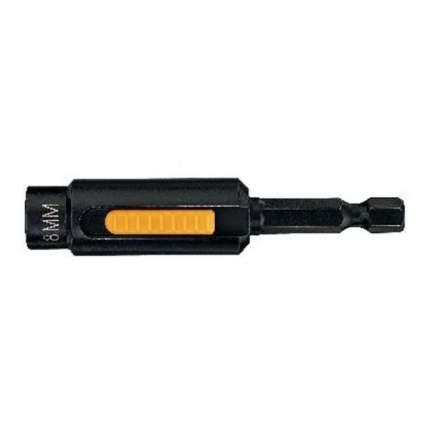 Торцевой ключ DEWALT DT7430-QZ, 8 мм, магнитный