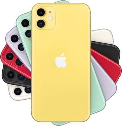 Смартфон Apple iPhone 11 128GB с новой комплектацией Yellow (MHDL3RU/A)