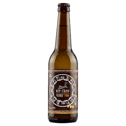 Пиво КЕР САРИ ТЁМНОЕ 0,45л
