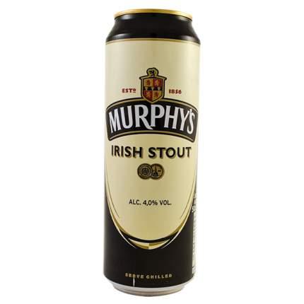 Пиво тем. Мерфис 0,5 ЖБ 4%