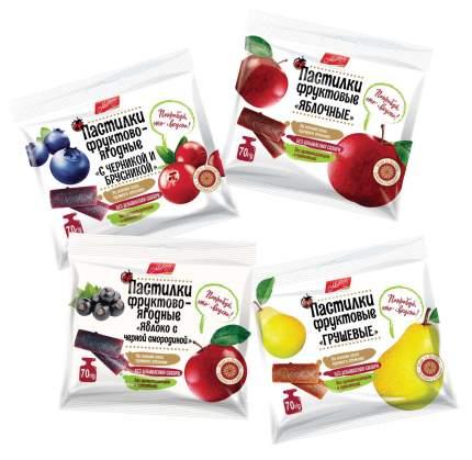 Пастилки фруктовые и фруктово-ягодные  ассорти, Михаэлла, артикул 7