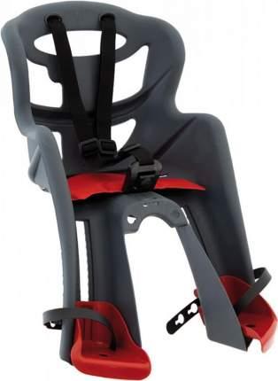 Детское велокресло Bellelli Tatoo Handlefix, темно-серое/темно-синее