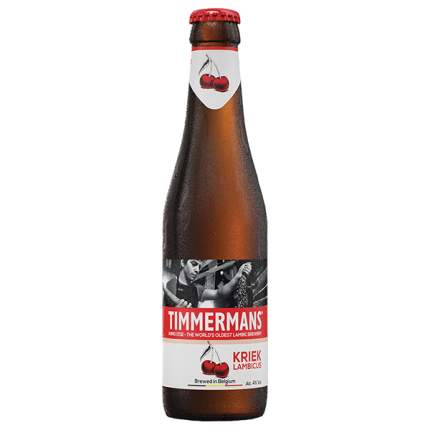 Пив нап Тиммерманс Крик Ламб ст/б 0,33л