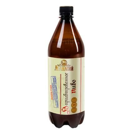 Пиво Афанасий светлое нефил. 4,9% ПЭТ 1л