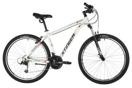 "Велосипед Stinger Element Std 27.5 Microshift 2021 16"" белый"