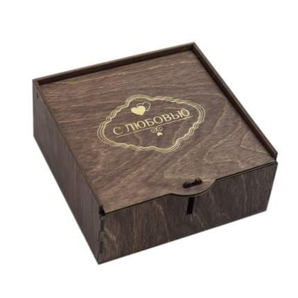 """Подарочная коробка Artandwood """"С любовью"""" Кст-001п"""
